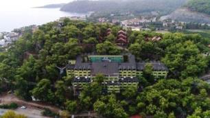 Antalyanın Hayalet oteli satıştaİşte fiyatı