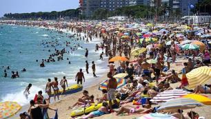 Antalyanın turizmde rekor yılı