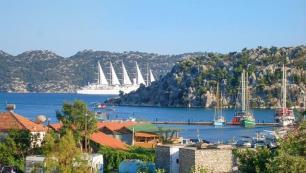 Antalyaya 128 milyon liralık yeni otel geliyor