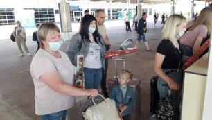 Antalyaya 2 günde gelen Rus turist sayısı belli oldu
