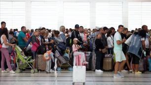 Antalya'ya paket turla gelen turist sayısı 13.8 milyon oldu