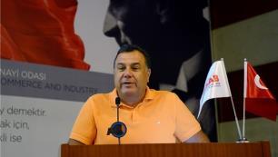 Akdeniz YTK başkanlığını Kesit Turizmin sahibi Ferit Turgut kazandı