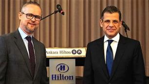 Armin Zerunyan yeni genel müdürünü tanıttı