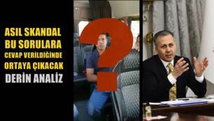 Asıl skandal bu sorulara cevap verildiğinde ortaya çıkacak!