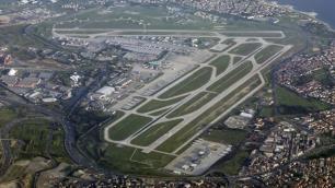 Atatürk Havalimanı için ilk ihale
