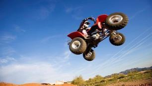 ATV kazası: İki turist yaralı