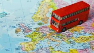 Avrupada konaklamalar ne kadar düştü?