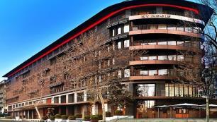 Avrupa'da yılın oteli Türkiye'den