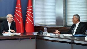 Bağlıkaya, Kılıçdaroğlu ile görüştü Seyahat acentalarının önemini ve sorunlarını anlattı