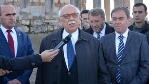 Bakan Avcı'dan Topkapı Sarayı'na ilişkin açıklama