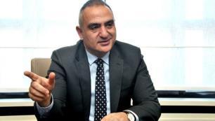 Bakan Ersoy: Sadece devletin malına el koyuyorum