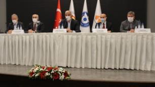 Bakan Ersoy: Çeşme projesinde 10 ay içinde çalışmalar tamamlanacak