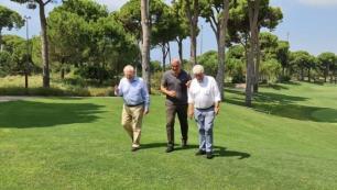 Bakan Ersoydan Alman golf takımlarına çağrı!