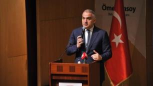 Bakan Ersoydan taksicilere uyarı: Alternatiflerinizin oluşmaması için