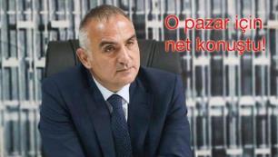 Bakan Ersoy: Daxing Havalimanından Türkiyeye direkt sefer istiyoruz