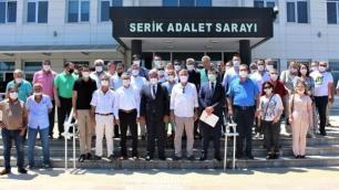 Bakan Ersoy gündeme getirmişti Serik Belediyesinde rüşvet iddiasına suç duyurusu!