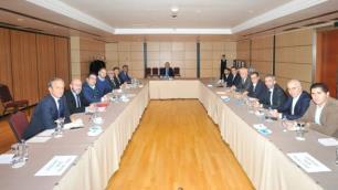 Bakan Ersoydan TÜRSAB yasası toplantısı