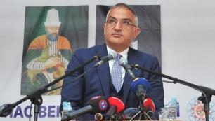 Bakan Ersoy: Şer aramızdan geçemeyecek