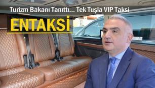 Bakan Ersoy: Tüm taksicilerin bu uygulamaya geçmesini istiyoruz