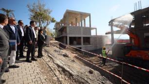 Bakan, ünlü projede son durumu açıkladı
