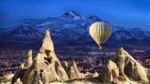 Balon turizmi sadece Kapadokyada yapılmalı