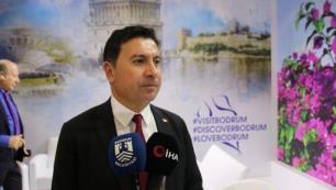 Başkan Arastan direkt uçuş müjdesi