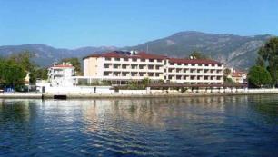 Belediye Kaunos Oteli 10 yıllığına kiraya verecek