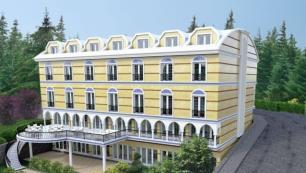 Belediyeden ayda 30 bin liraya kiralık otel!