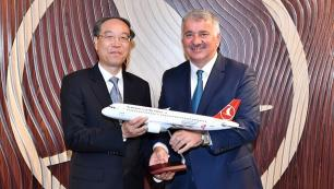 Bilal Ekşi: Çin'de daha fazla noktaya uçmak istiyoruz