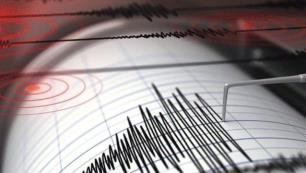 Bingölde 5.7 büyüklüğünde deprem!