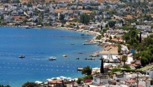 Bodruma tatile gelen İngiliz turist doğum gününde öldü