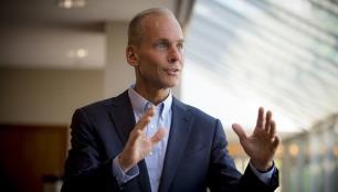 Boeing Yönetim Kurulu Başkanı görevden alındı