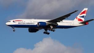 British Airwaysten Antalya hamlesi