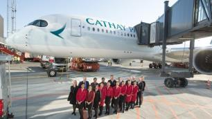 Cathay Pacific protesto kurbanı oldu