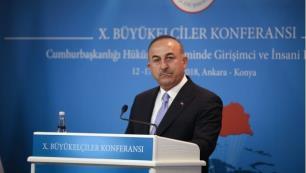 Çavuşoğlu: Vatandaşlarımızın vize sorunu yaşamadan Rusya'yı ziyaret etmesini arzuluyoruz