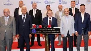 CHP'li başkanlardan Turizm Teşvik Kanunu taslağına tepki
