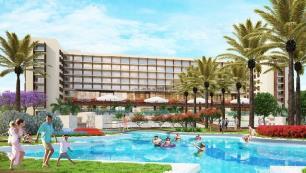 Concorde Luxury Resort Kıbrıs'ta hizmete açıldı