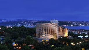 Conrad İstanbul Bosphorus Avrupa'nın önde gelen şehir oteli seçildi