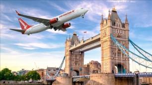 Corendon Airlines, 2022 İngiltere uçuşlarını satışa açtı