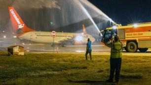 Corendon Airlines Anadolu şehirlerine sezonun ilk yolcularını indirdi!