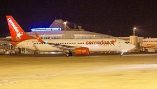Corendon Airlines Antalya Havalimanı'na sezonun ilk yolcularını indirdi