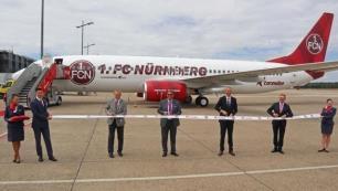 Corendon Airlines, FC Nürnberg ile sponsorluk anlaşması imzaladı