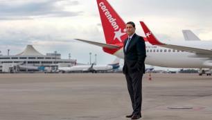 Corendon Airlines kurdaki artışın etkisiyle 73 sıra birden yükseldi