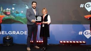 Corendon Airlines yılın yerli dijital havayolu markası seçildi