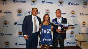 Corendon, Fenerbahçe Voleybol Takımına forma sponsoru oldu