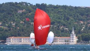 Corendon Yelken Takımı, Turkcell Platinum Bosphorus Cup'a birincilik hedefiyle başlıyor