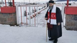 Cübbeli Ahmet Hocadan otel duası!