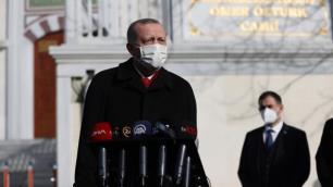 Cumhurbaşkanı Erdoğandan Restoran açılışlarıyla ilgili açıklama