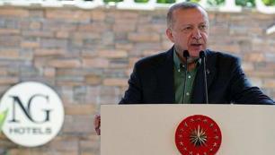 Cumhurbaşkanı Erdoğandan Antalyada otel açılışında önemli açıklamalar!
