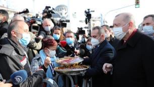 Cumhurbaşkanı Erdoğan otellerdeki yılbaşı partileriyle ilgili konuştu